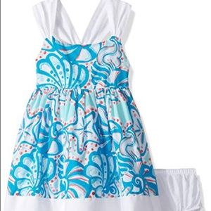 Gymboree seashell dress